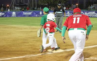 Derrota México Verde A México Rojo En Panamericano De Beisbol U8