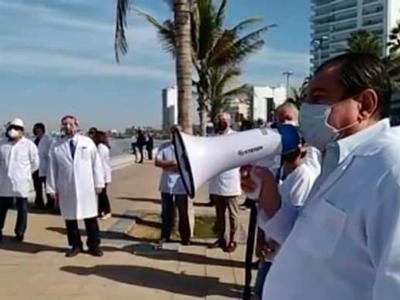 Exigen médicos privados de Mazatlán vacuna anti Covid-19 - Noticias  Locales, Policiacas, sobre México y el Mundo   El Sol de Mazatlán   Sinaloa