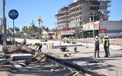 Avanzan trabajos de remodelación en la avenida Rafael Buelna - El ...
