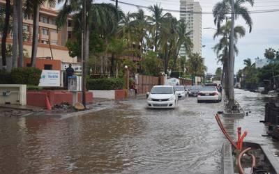"""Provoca tormenta tropical """"Cristina"""" fuertes lluvias y ..."""
