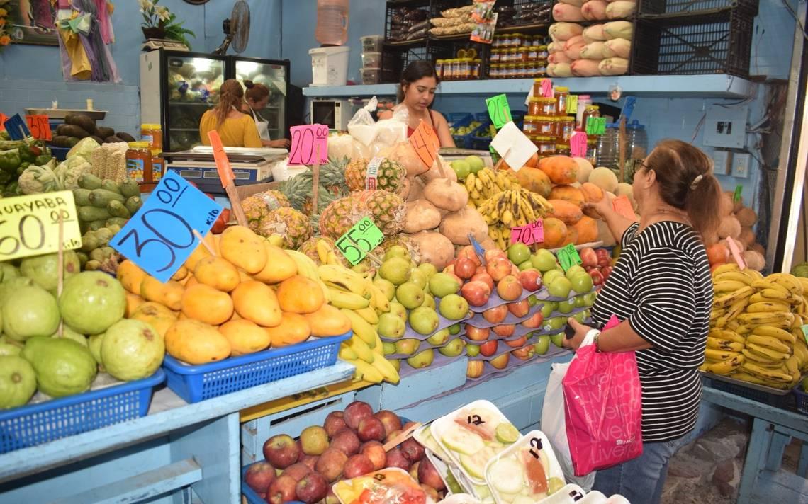 Reportan locatarios del Mercado Pino Suárez estabilidad en la canasta básica - El Sol de Mazatlán