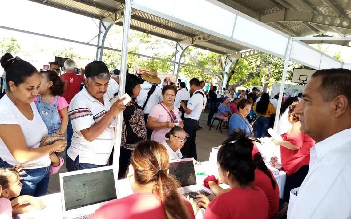 Tienen jornadas de apoyo en la sindicatura de El Roble - El Sol de Mazatlán