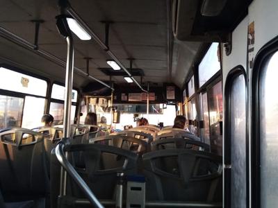 Padece transporte rural ausencia de estudiantes - El Sol De Mazatlán