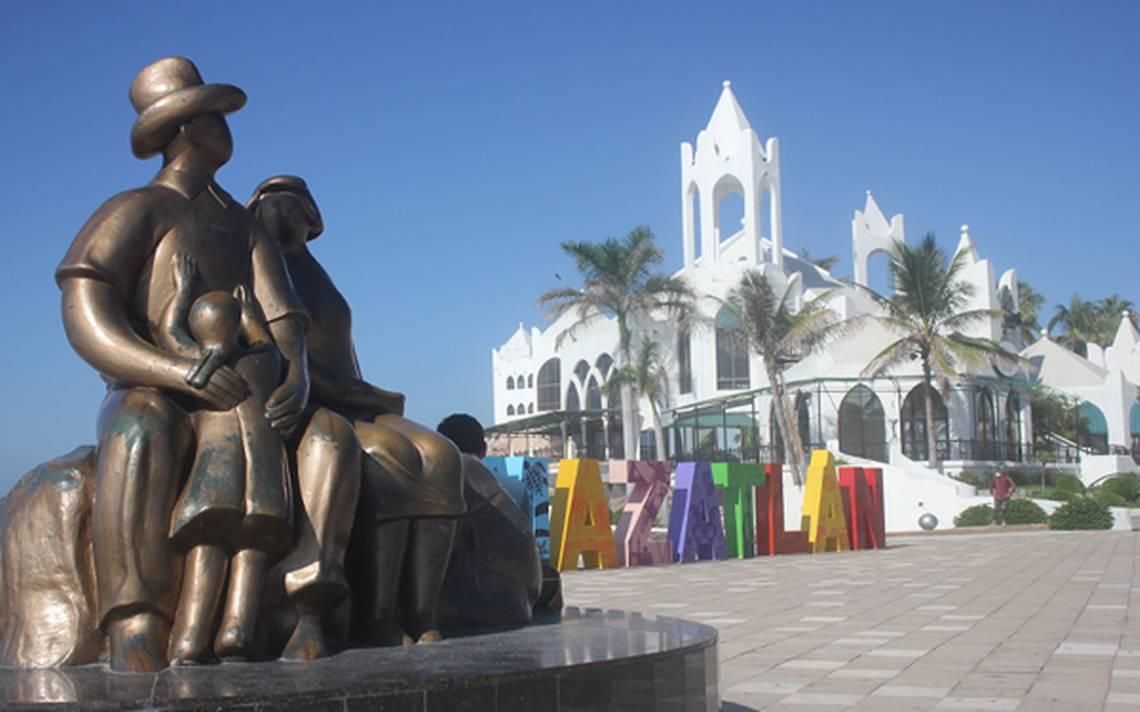 Resultado de imagen para monumentos de mazatlan