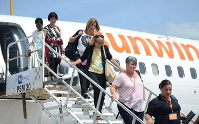 Resultado de imagen para vuelos nuevos a mazatlan